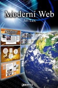 Kniha - Moderní web