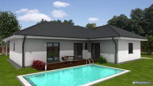 Typové projekty domů