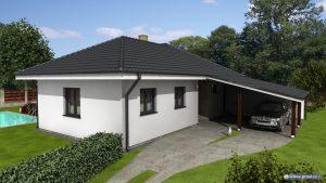 Projekty rodinnych domů
